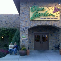 Photo taken at Olive Garden by Clay F. on 9/24/2012