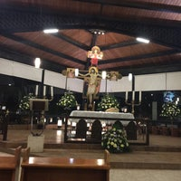 Photo taken at Templo De San Rafael by Abigail on 2/8/2016