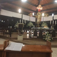 Photo taken at Templo De San Rafael by Abigail on 2/15/2016