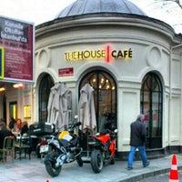 Foto tirada no(a) The House Café por E. G. em 3/1/2013