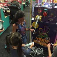 Photo taken at Chuck E. Cheese's by Sean C. on 8/13/2015