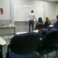 Photo taken at Faculdade Anhanguera by Débora C. on 3/28/2013