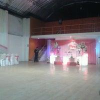 Photo taken at Parroquia Santa Rosa J.C.T by Dein G. on 11/25/2012