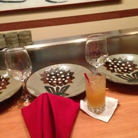 Photo taken at Benihana by Tiffany R. on 1/12/2013