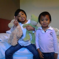 Photo taken at amara guest house by Wan H. on 1/26/2013