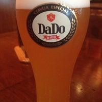 Photo taken at Dado Bier Restaurante by Daniel Gustavo on 1/2/2013
