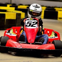 Photo taken at Pole Position Raceway by Daren S. on 1/5/2014