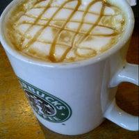 Photo taken at Starbucks by Adilah K. on 10/13/2012