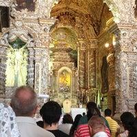 Photo taken at Igreja Nossa Senhora da Conceição dos Militares by Pacheco on 12/30/2012