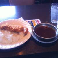 Photo taken at 香辛飯屋 西川田店 by よっしゃん on 10/16/2012