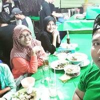 Photo taken at Pusat Kuliner Jajan Makan TMP Kalibata by Arie B. on 2/26/2016