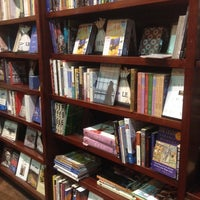 Photo taken at Diwan Bookstore by Maryam C. on 8/1/2014