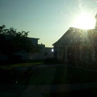 Photo taken at Hampton Jitney - Montauk by Chiel S. on 7/27/2014