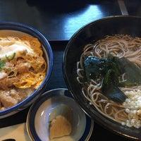 Photo taken at 手打うどん総本家 得得 亀屋大宮店 by JL1 R. on 2/3/2017