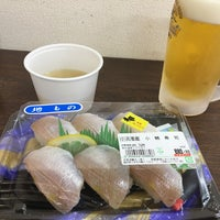 Photo taken at 工場直売鯖寿司小浜若廣 by JL1 R. on 7/29/2017