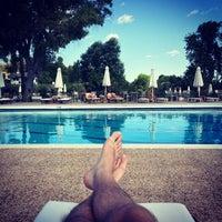Photo taken at Kassandra Palace Pool by Антон В. on 5/31/2013
