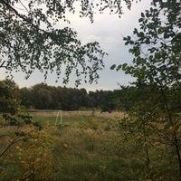 "Photo taken at Стадион ""Спартак"" (площадка автошколы) by Alexey on 9/20/2015"