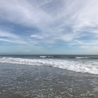 Photo taken at Ginger Rogers Beach by Alexey on 5/6/2018
