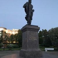 Photo taken at Памятник Багратиону by Alexey on 6/29/2017