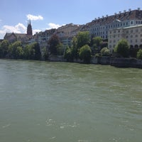 Photo taken at Basel by ErgibDich on 5/8/2013