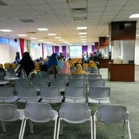 Photo taken at Bilik Seminar Fakulti Sains Kesihatan by Muhammad Syukri on 5/23/2016