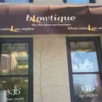 Photo taken at Blowtique by Danny S on 5/29/2014