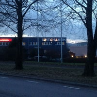 Photo taken at Mechanum Sverige AB by Shiva J. on 1/31/2013