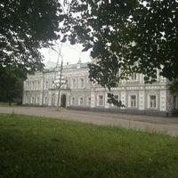 Photo taken at Городской Сад на Крутихе by Виталий К. on 7/28/2013