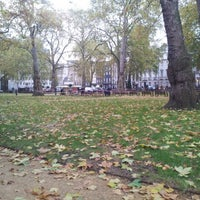 Photo taken at Berkeley Square by Orient S. on 11/14/2012