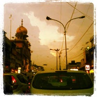 Photo taken at Chandni Chowk by Priya on 9/15/2012