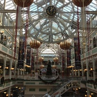 Photo taken at St Stephen's Green Shopping Centre by Carmen V. on 11/19/2012