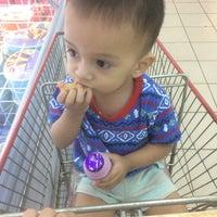 Photo taken at Pasaraya HERO (Hypermarket) by TONAH . on 6/17/2016