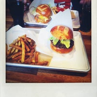 Photo taken at Surf Shack Smash Burgers by Michael J. on 6/19/2014