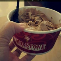 Photo taken at Cold Stone Creamery by Christine P. on 10/17/2015