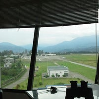 Photo taken at Air Traffic Control Tower by Davit L. on 7/7/2014