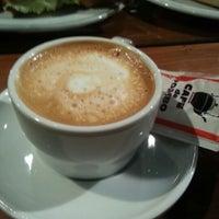 Photo taken at Café de Pombo by Roberto S. on 10/7/2012