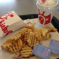 Photo taken at Chick-fil-A by Argielyn G. on 6/10/2015