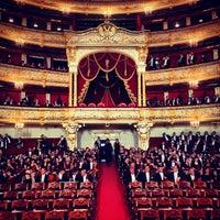 Снимок сделан в Большой театр пользователем Pavel B. 7/19/2013