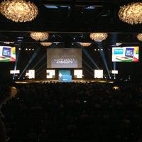Photo taken at Tivoli Hotel & Congress Center by Peer S. on 10/30/2012