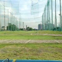 Photo taken at City Golf Driving Range by Carlo on 8/7/2013