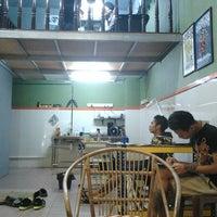 Photo taken at Tattoo Soup Tattoos & Piercing Studio, Merdeka Mall by Tracy Emilia J. on 9/27/2013