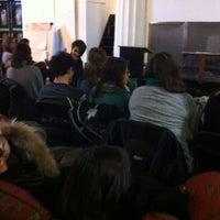 Photo taken at School of Communication Arts - Studio by Elodie B. on 3/12/2013