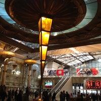 Photo taken at Ramsis Railway Station by Bayad F. on 12/17/2012
