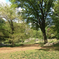 Photo taken at Central Park E 69th entrance by Mike on 5/13/2013