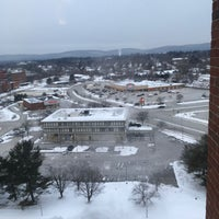 Photo taken at Crowne Plaza Pittsfield-Berkshires by Mike K. on 12/30/2017