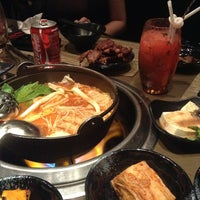 Photo taken at SumoBBQ by Thao T. on 10/9/2014