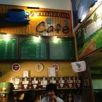 Foto tirada no(a) Armazém do Café por Perla C. em 7/12/2013
