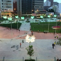 Foto scattata a Praça Franklin Roosevelt da Maryna il 12/16/2012