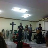 Photo taken at Igreja Episcopal Carismatica - Cat. Avivamento by Rebeca A. on 10/13/2013