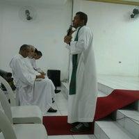 Photo taken at Igreja Episcopal Carismatica - Cat. Avivamento by Rebeca A. on 7/7/2013